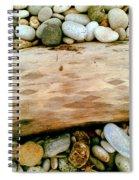 Rombos Spiral Notebook