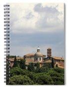 Rome 1 Spiral Notebook