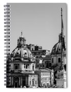 Rome - Cityscape Spiral Notebook