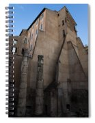 Rome - Centuries Of History And Architecture  Spiral Notebook