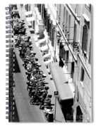Rome - Cityscape 1 Spiral Notebook
