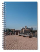 Rome From Above Spiral Notebook
