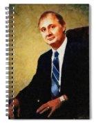 Ron Kolker Spiral Notebook