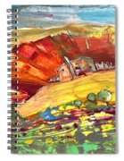 Ronda 04 Spiral Notebook
