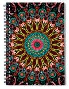 Ronnie Mandala Spiral Notebook