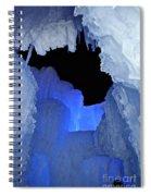 Roofless Spiral Notebook
