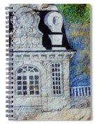Rooftop Spiral Notebook