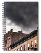 Rooftops Of New York Spiral Notebook