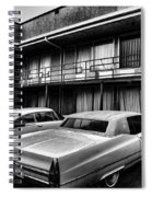 Room 306 At The Lorraine Hotel Spiral Notebook
