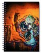 Room Fan Spiral Notebook