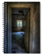 Room For One Spiral Notebook