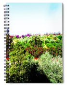 Room With A View Spiral Notebook