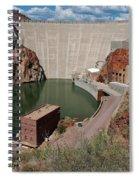 Roosevelt Dam Spiral Notebook
