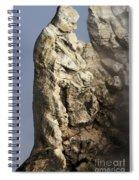 Roosevelt Geyser Spiral Notebook