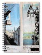 Roosevelt Island Tramway Spiral Notebook