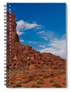 Rooster Rock Spiral Notebook