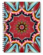Root Activation Spiral Notebook