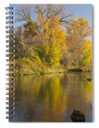 Root River Autumn 1 Spiral Notebook