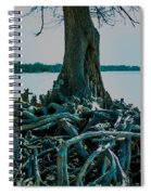 Roots On The Bay Spiral Notebook