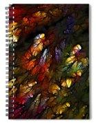 Roots Spiral Notebook