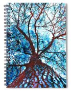 Roots To Branches II Spiral Notebook