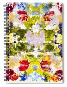 Rorschach Test Spiral Notebook