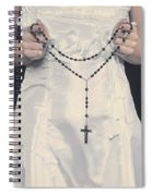 Rosary Spiral Notebook