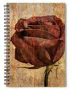 Rose En Variation - S22ct05 Spiral Notebook