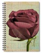 Rose En Variation - S23ct06 Spiral Notebook