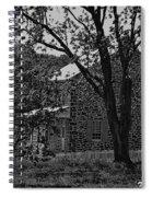 Rose Farm House-gettysburg Spiral Notebook