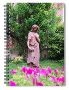 Rose Garden 1 Spiral Notebook
