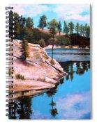Rose Lake Sequel 2 Spiral Notebook
