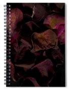 Rose Petals #4 Spiral Notebook