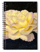 Rose Stars Spiral Notebook