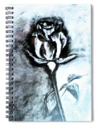 Rosebud Spiral Notebook
