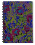 Roses By Jrr Spiral Notebook