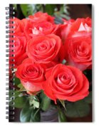 Roses For Mother Spiral Notebook