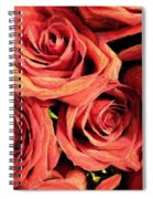 Roses For Your Wall  Spiral Notebook