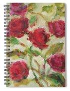 Roses Spiral Notebook