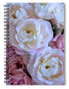 Roses On The Veranda Spiral Notebook
