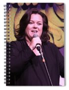 Rosie O'donnell Spiral Notebook