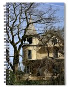 Ross Island House Spiral Notebook