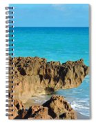 Ross Witham Beach 1 Spiral Notebook