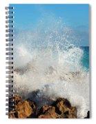 Ross Witham Beach 2 Spiral Notebook