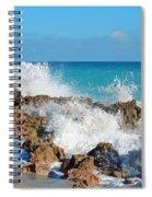 Ross Witham Beach 3 Spiral Notebook