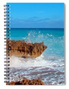 Ross Witham Beach 6 Spiral Notebook
