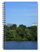 Rosslyn Above Roosevelt Spiral Notebook