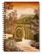 Ross's Watermill Spiral Notebook