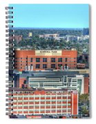 Roswell Park  Spiral Notebook