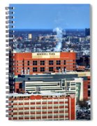 Roswell Park Winter 2013 Spiral Notebook